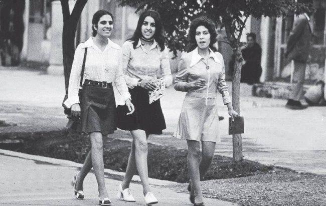 Afganistán en la década de los 70