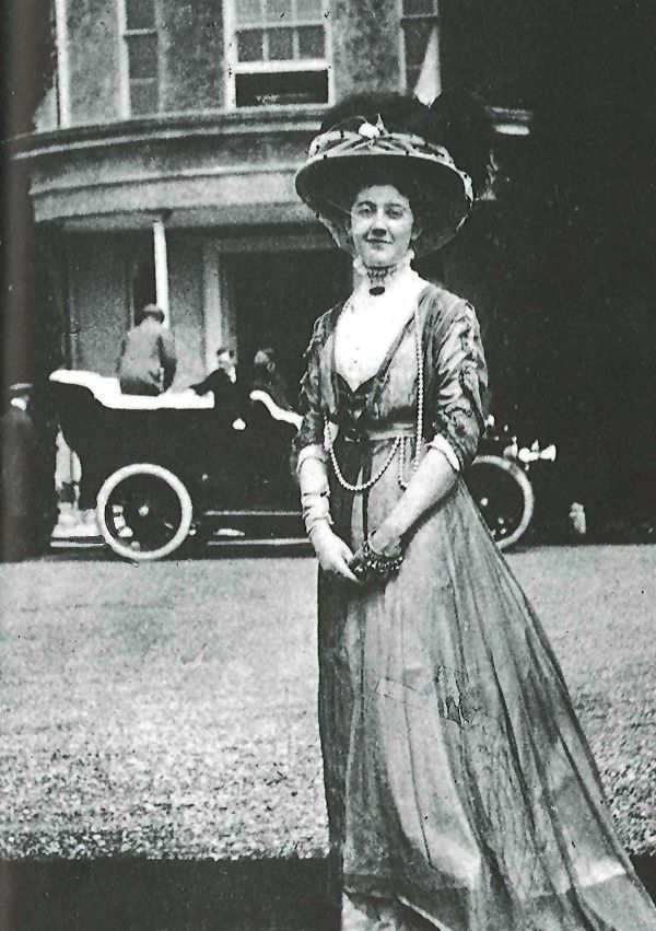 Agatha Christie, Homo Liber ciudadana de Nutopía