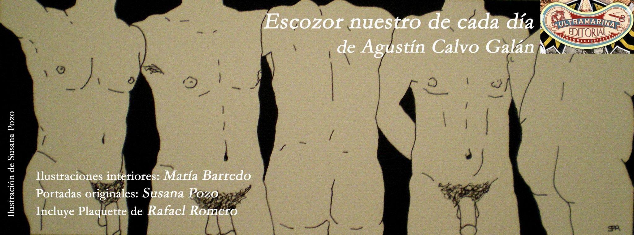Agustín Calvo Galán, poeta visual