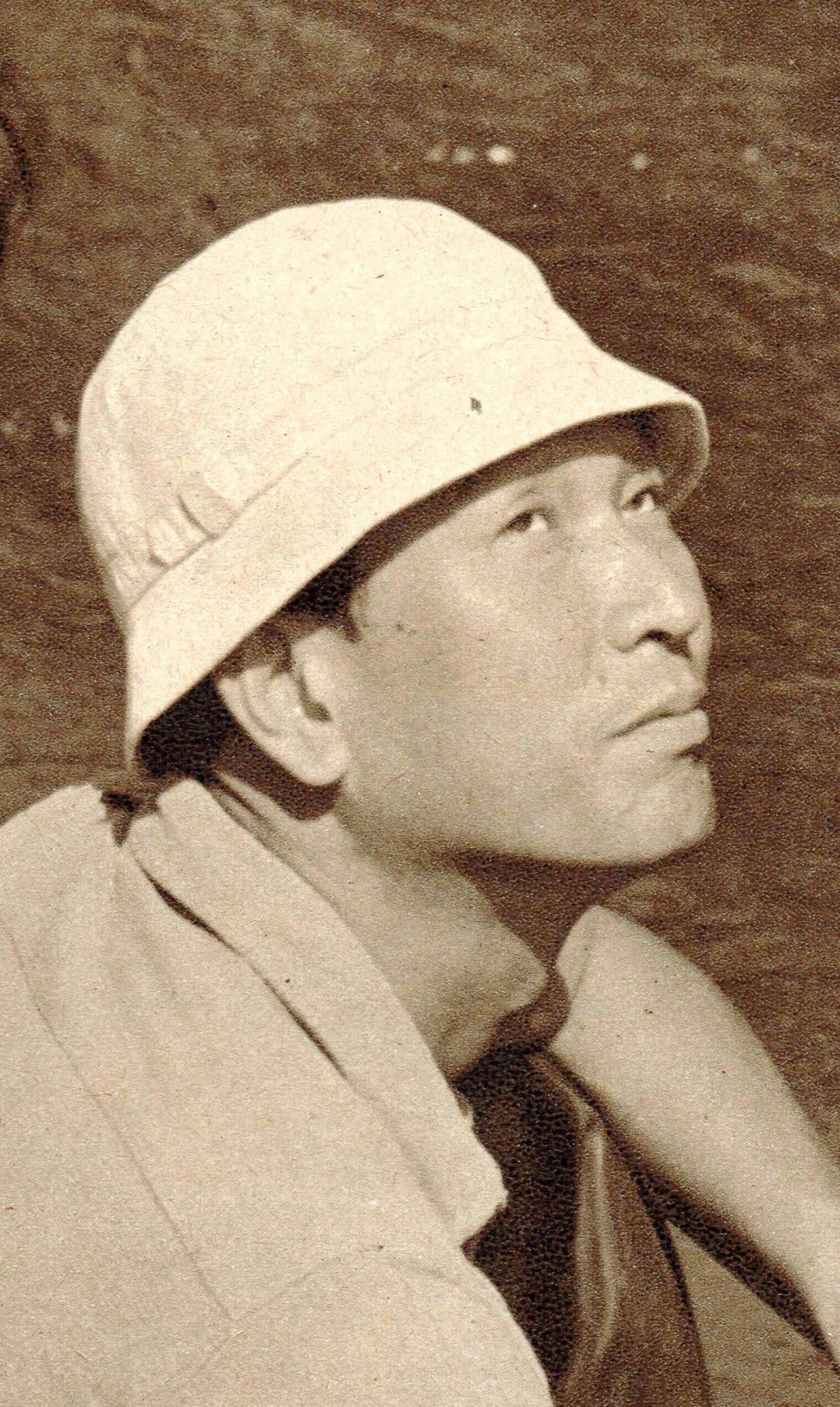 Akira Kurosawa joven