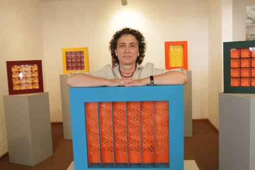 Alba Rojo Cama, poeta visual