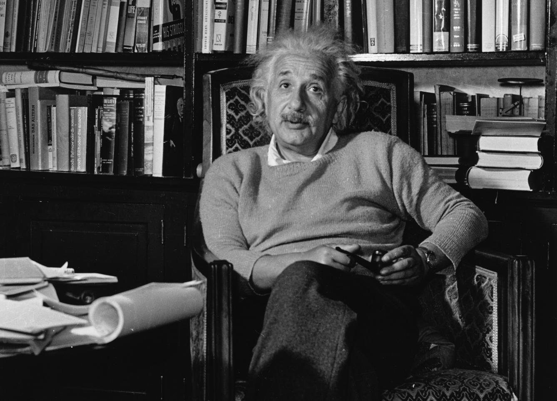Discurso de Albert Einstein dirigido a estudiantes en mayo de 1954