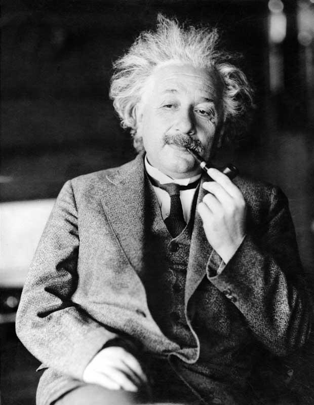 Discurso Mi visión del mundo de Albert Einstein
