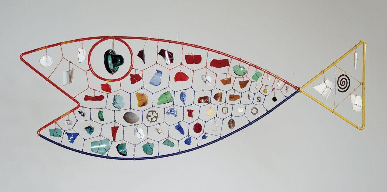 Alexander Calder, poeta visual