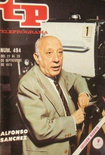 Alfonso Sánchez Martínez