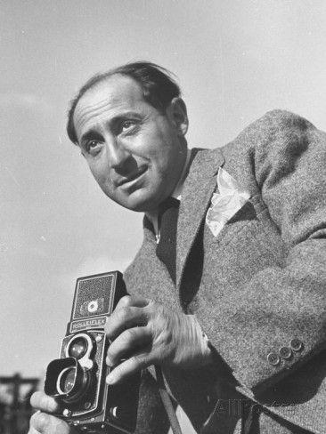 Fotógrafo Alfred Eisenstaedt