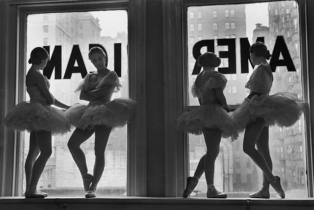 Fotografía de Alfred Eisenstaedt