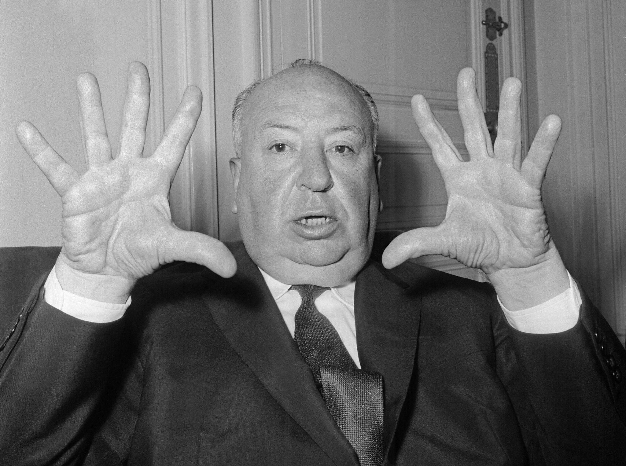 Alfred Hitchcock, el hombre que temía a la policía