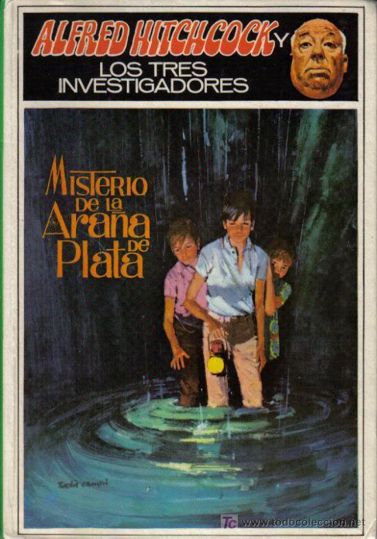 Alfred Hitchcock y Los tres investigadores