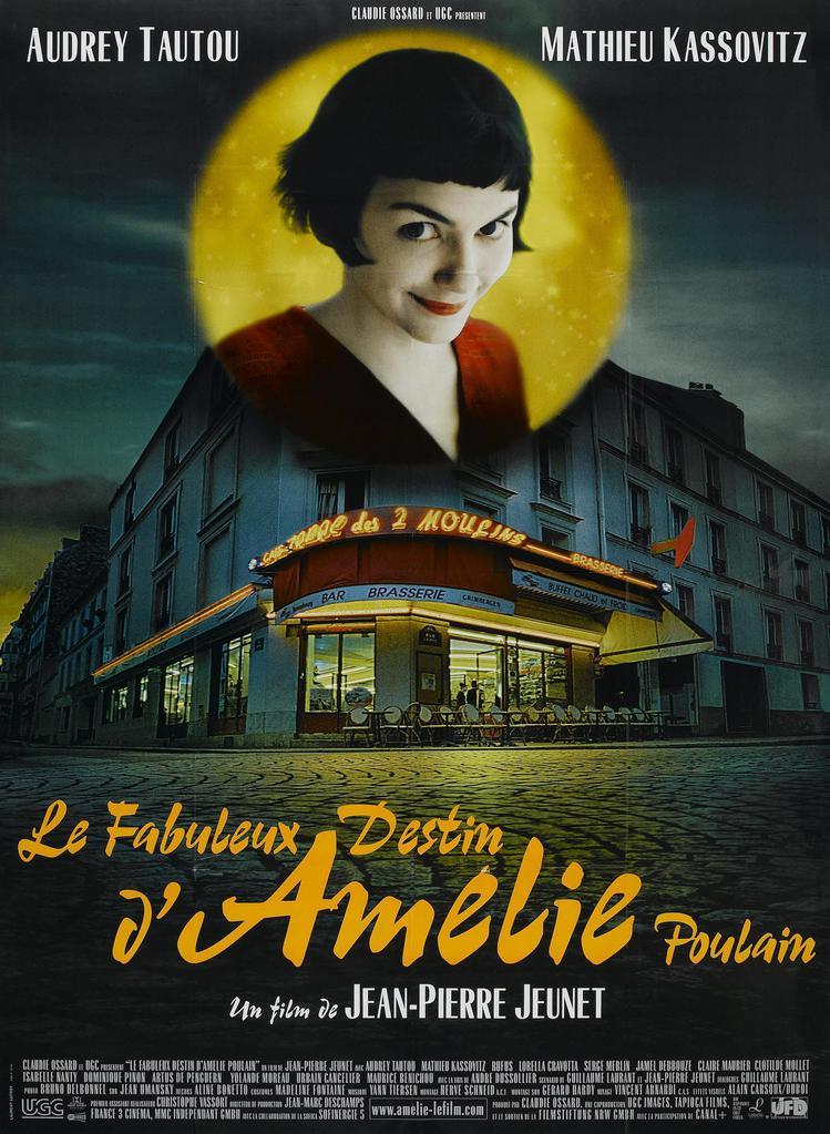 Casting de Audrey Tautou para la película Amelie