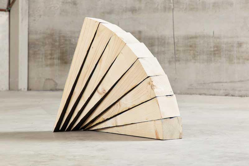Ana H. del Amo, escultura