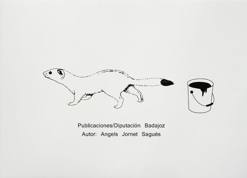 Àngels Jornet Sagués, poeta visual