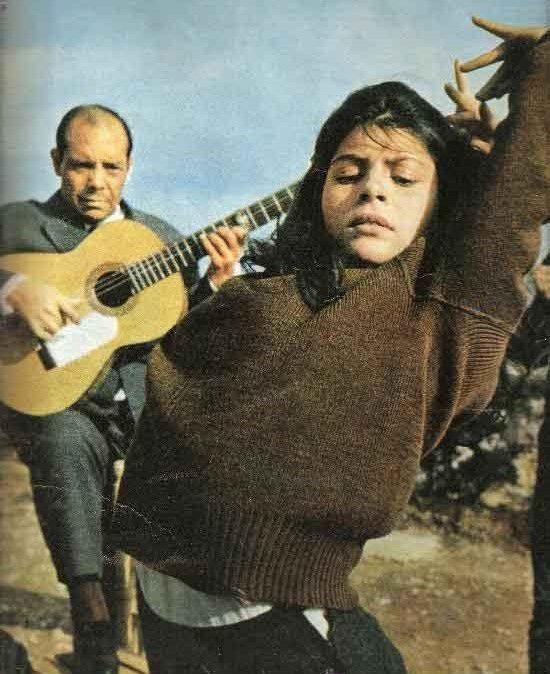 Antoñita la Singla, 1948