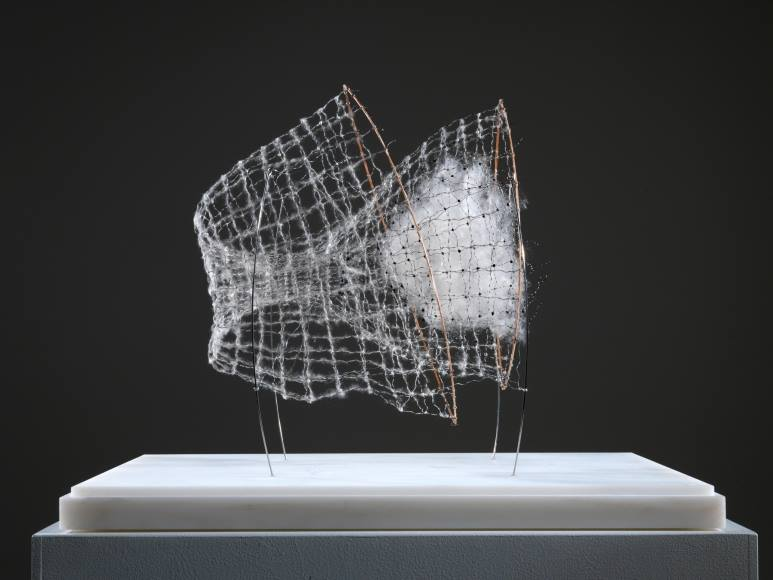 Escultura de Antonio Crespo Foix