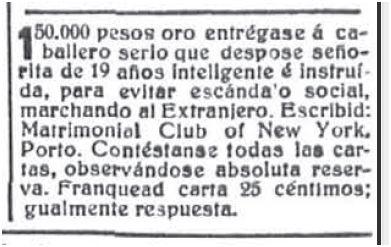 50.000 pesos - Anuncios por palabras nº 2