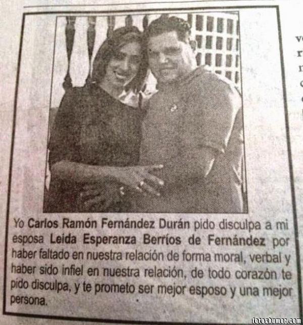 Yo Carlos Ramón - Anuncios por palabras nº 20