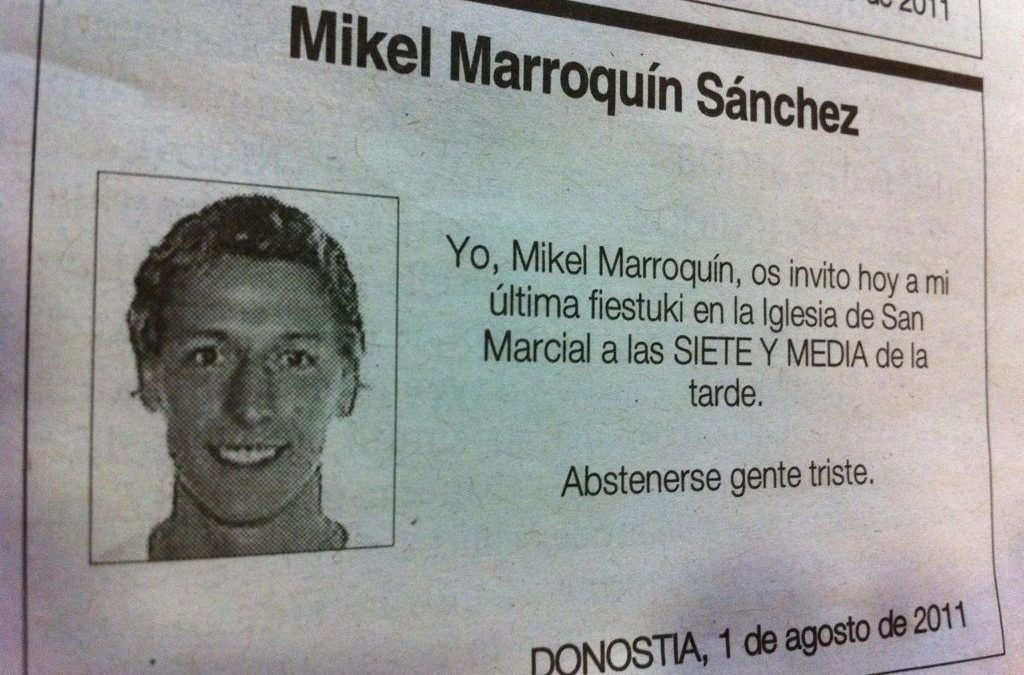 Mikel Marroquín