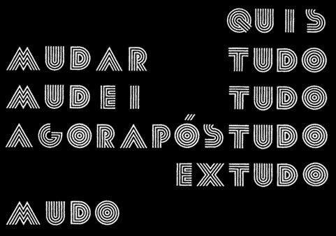 Augusto de Campos, poeta visual