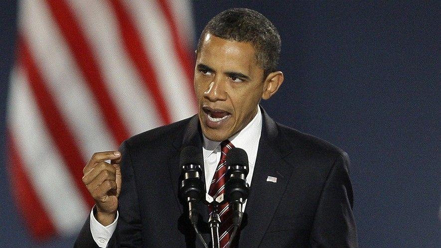 Discurso de Barack Obama