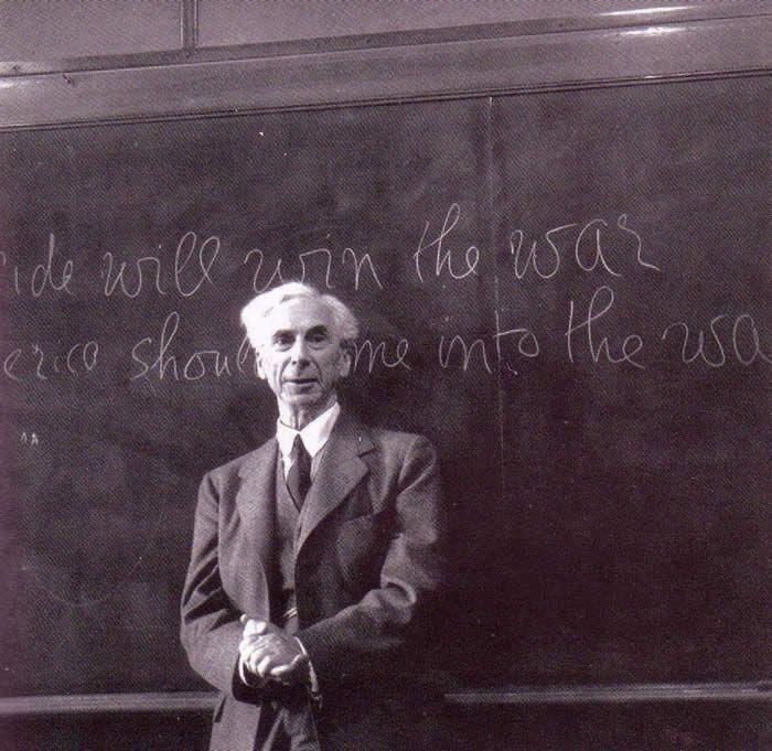Mensaje para el futuro de Bertrand Russell, 1959