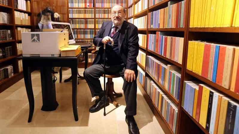 Biblioteca de Umberto Eco