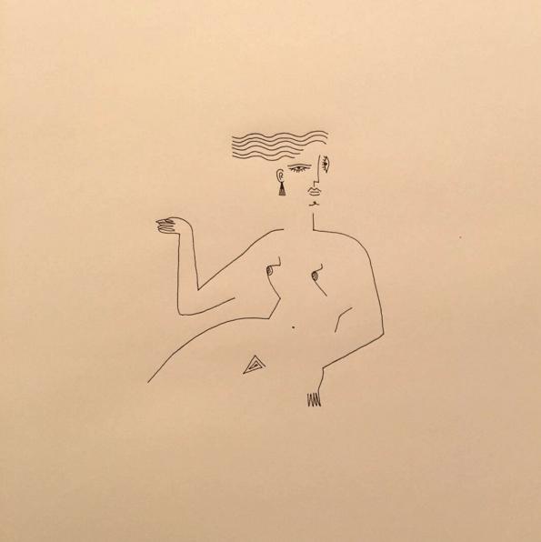 Blanca Miró, poeta visual