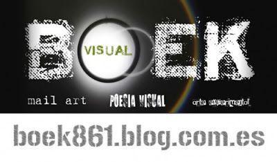Webs Poesía Visual - Boek 861