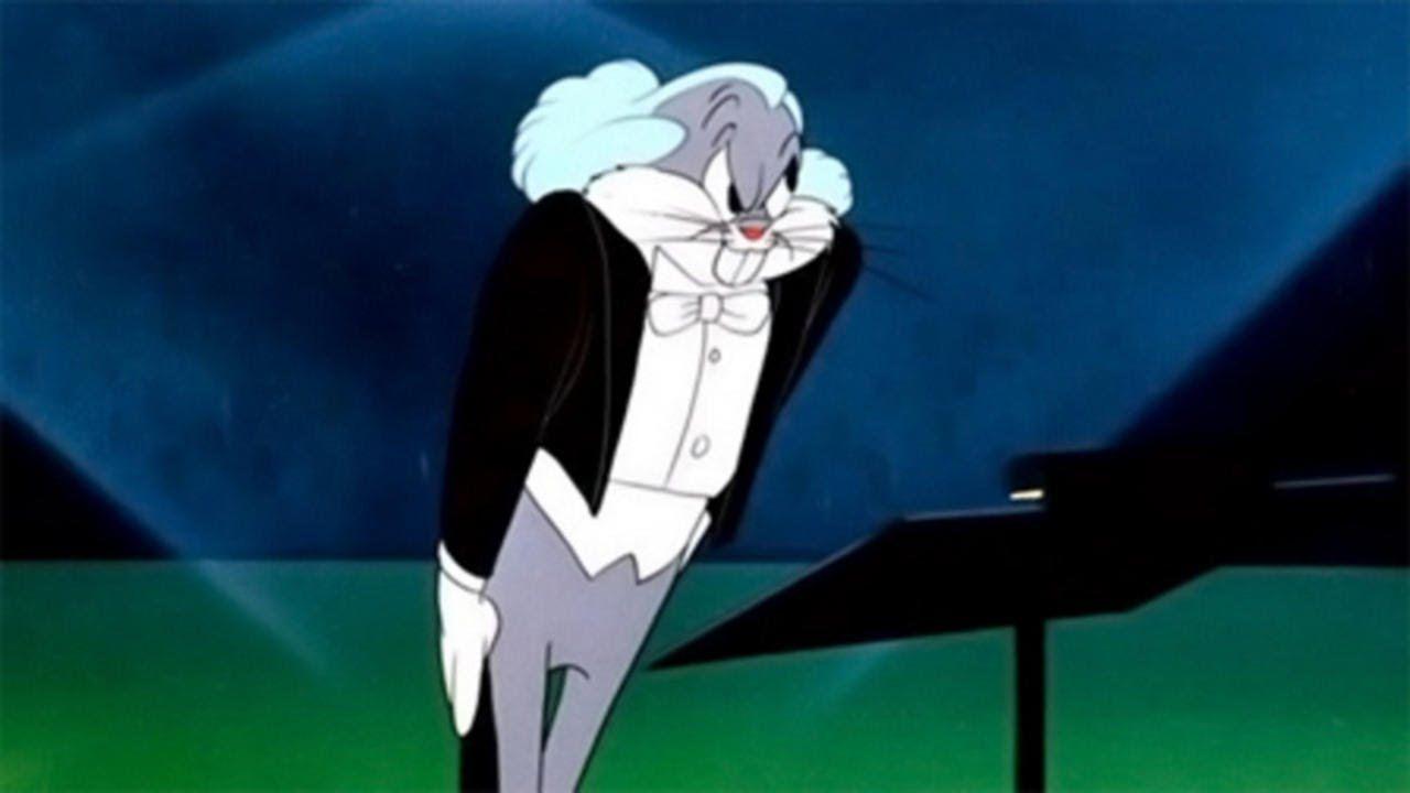 Bugs Bunny es ¡Leopold!