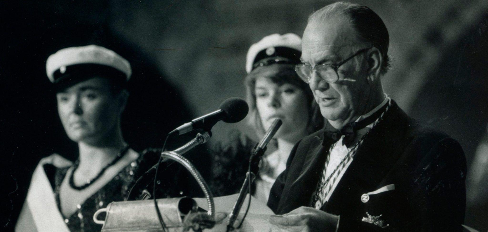 Discurso de Camilo José Cela al recibir el premio Nobel de literatura el 10 de diciembre de 1989