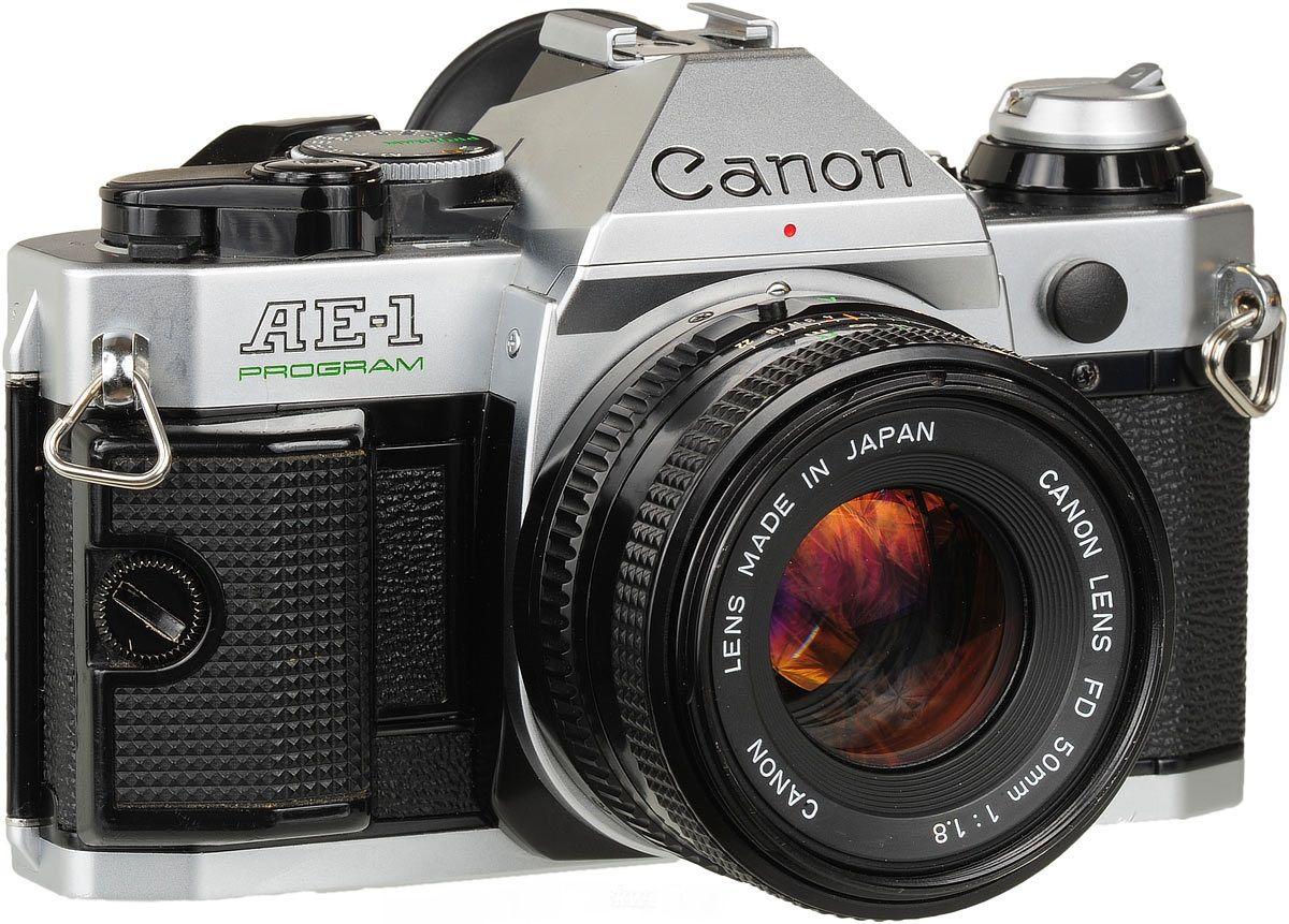Mi querida Canon AE-1