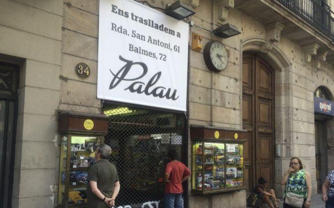 Casa PALAU de la Calle Pelayo