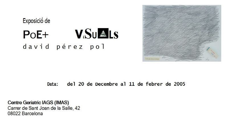 Exposición Centre Geriatric IAGS – IMAS