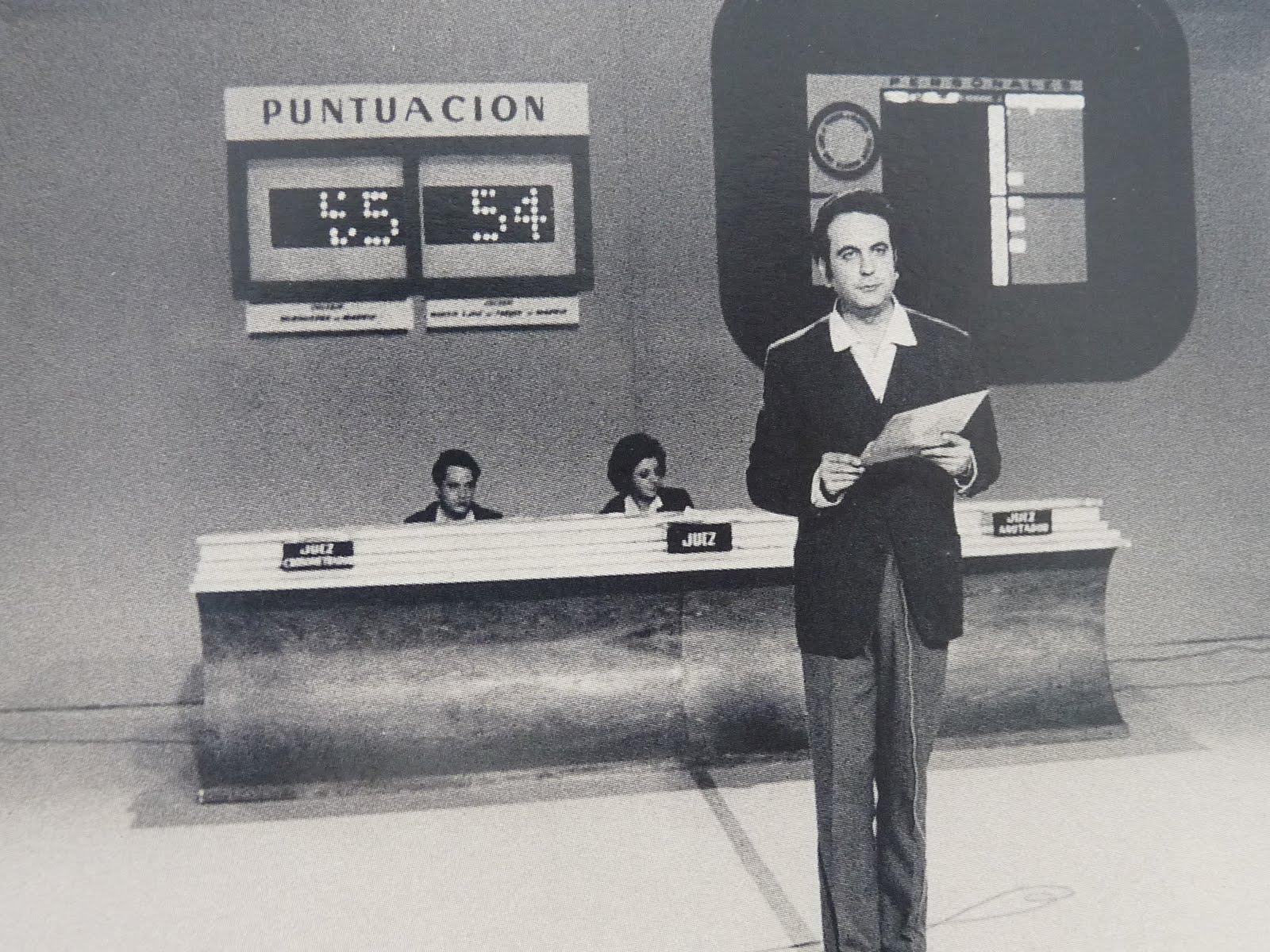 Programa concurso TV Cesta y Puntos