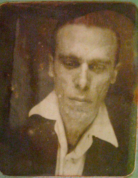 Charles Bukowski joven