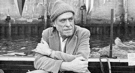 Charles Bukowski, escritor, consejos