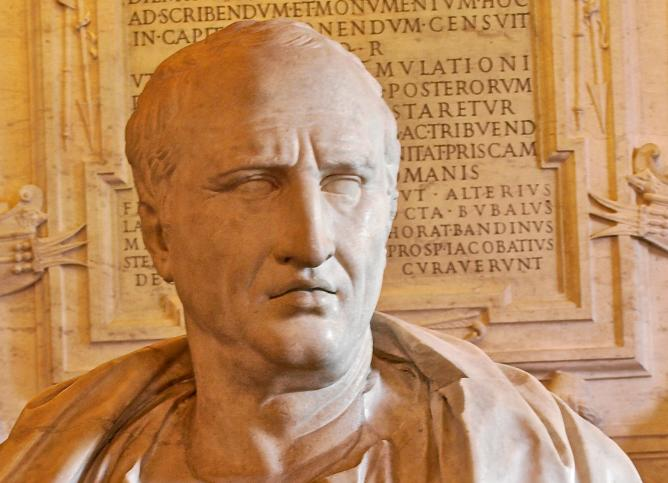 Cicerón, discursos