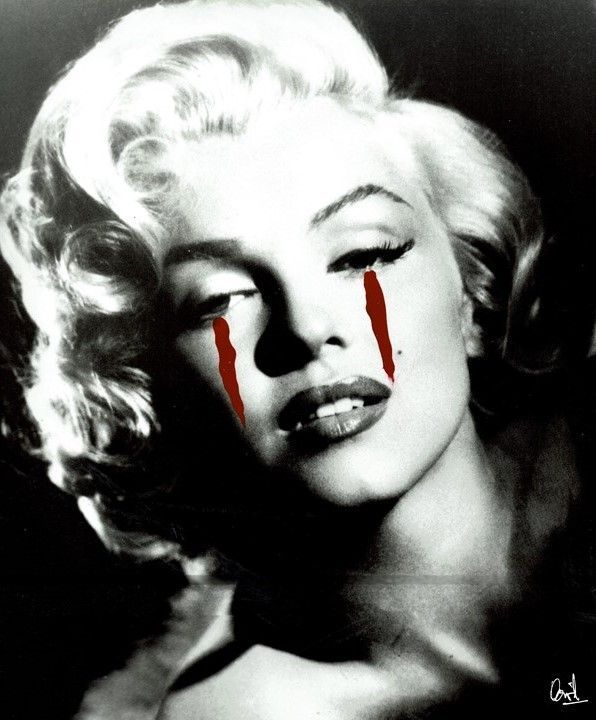 Hemorragia de ojos Collage nº 15 de David Pérez Pol