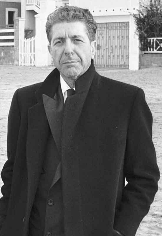 Vacher de Lapouge, Leonard Cohen
