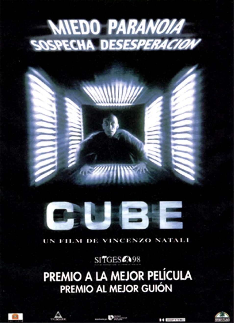 Contraprogramar Cube con Plan de escape