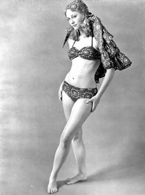 Cybill Shepherd, Memphis, Tennessee, 1950