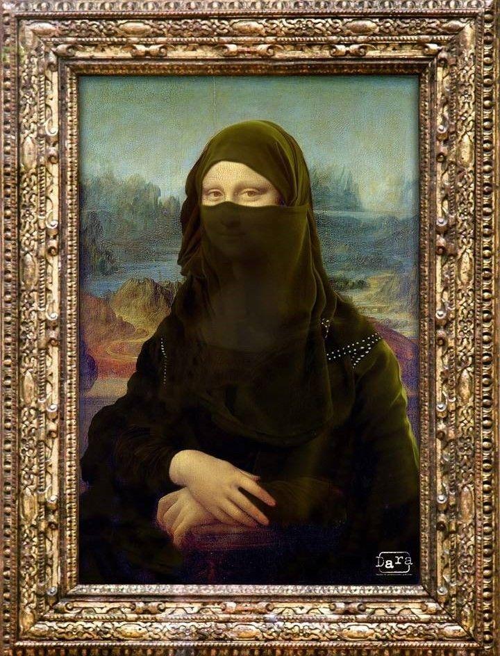 Moralisa, pintura digital