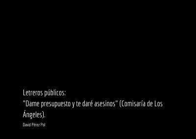 Aforismo nº 124 de David Pérez Pol