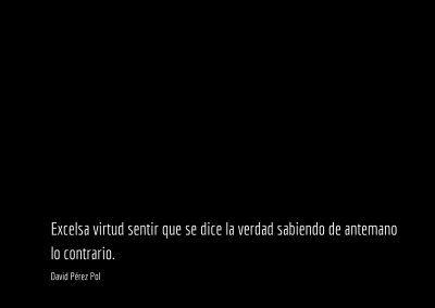 Aforismo nº 150 de David Pérez Pol