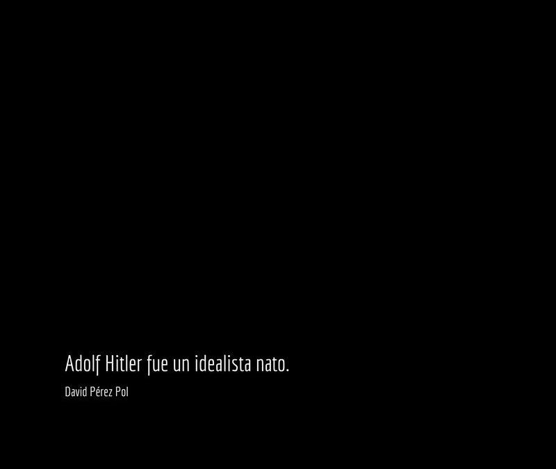 Adolf Hitler fue