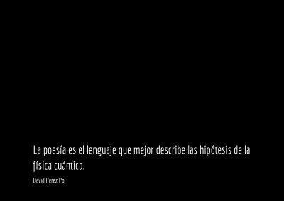 Aforismo nº 185 de David Pérez Pol