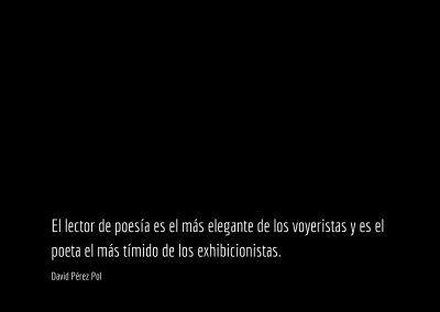 Aforismo nº 206 de David Pérez Pol