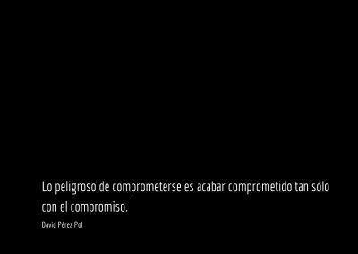 Aforismo nº 234 de David Pérez Pol