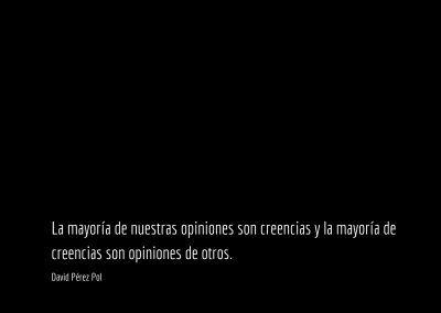 Aforismo nº 239 de David Pérez Pol
