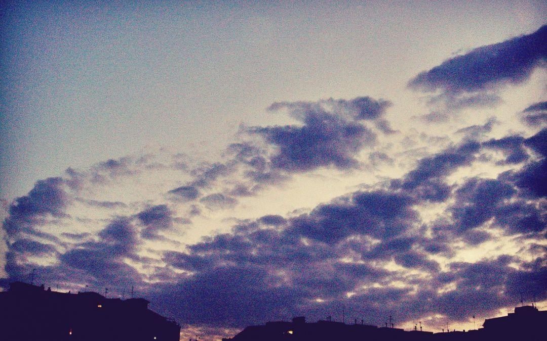 Anochece