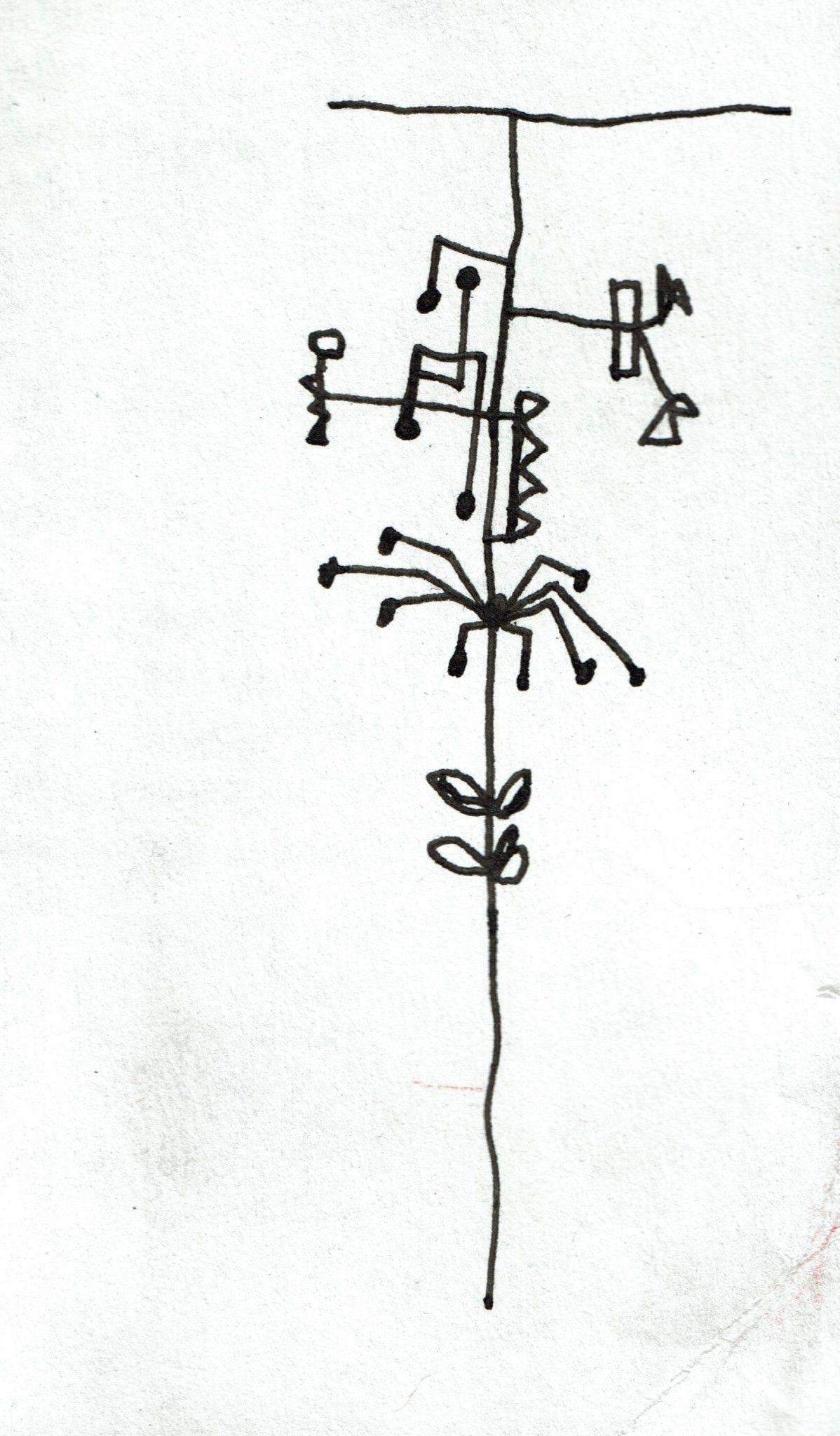 Araña creativa